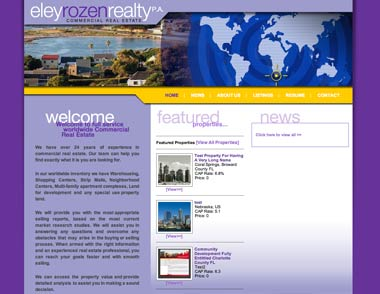 Eley Rozen Realty's Homepage