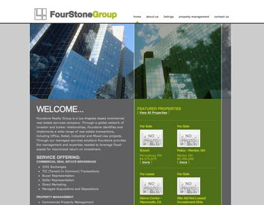 Four Stone Group's Homepage